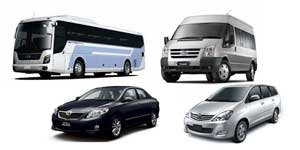 Bảng giá thuê xe du lịch ở Đồng Hới Quảng Bình năm 2021
