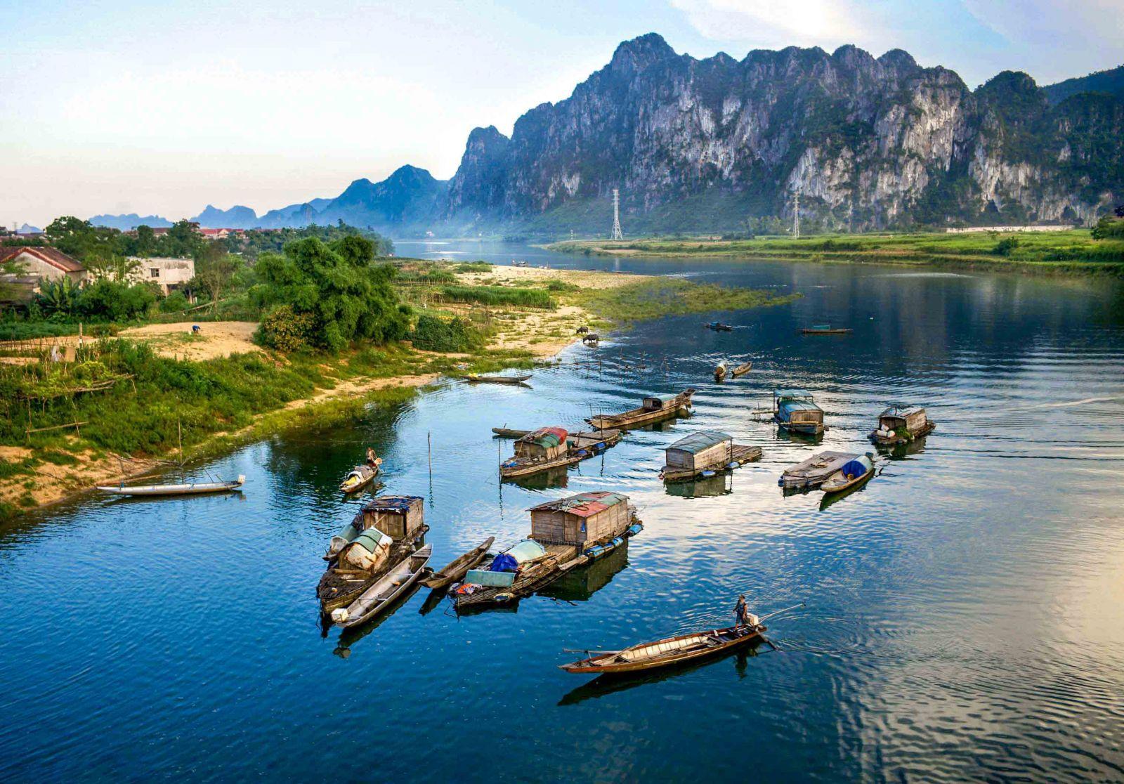 Thông tin về huyện Tuyên Hóa