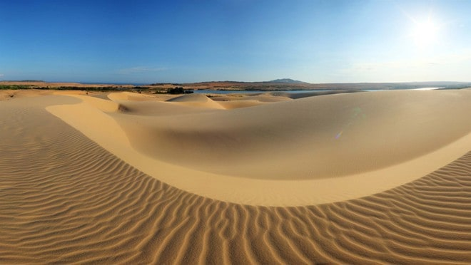Kinh nghiệm du lịch đồi cát Quang Phú Quảng Bình