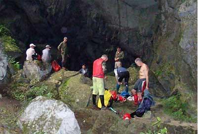 Lịch sử khám phá hang động ở Phong Nha