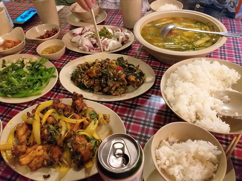Quán cơm ngon ở Đồng Hới Quảng Bình