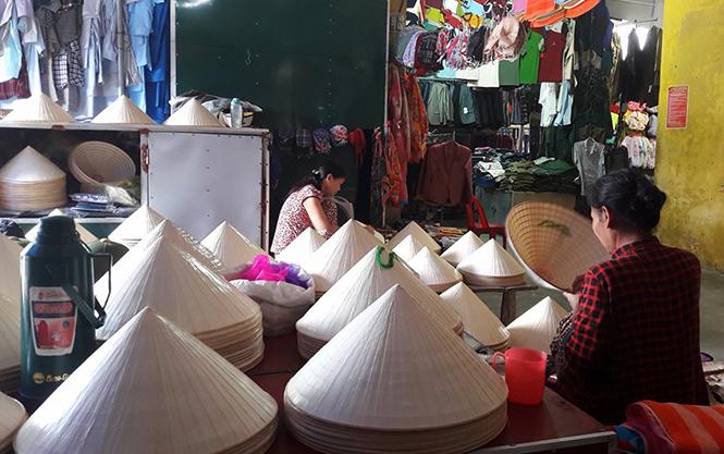 Chợ Ba Đồn - Chợ cổ trong lòng phố