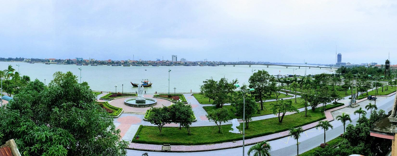 Công viên cá heo - Đồng Hới Quảng Bình