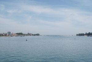 Cửa biển Nhật Lệ - Đồng Hới Quảng Bình