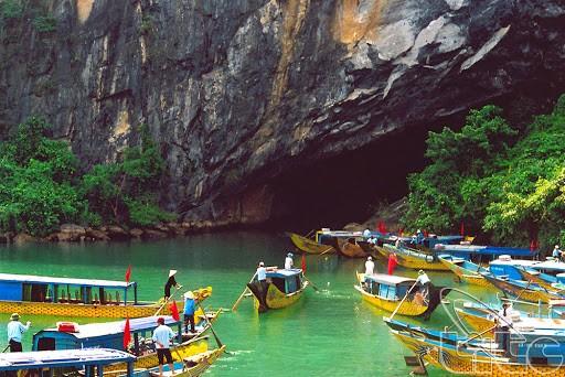 Du xuân Quảng Bình - Tour du lịch tết Quảng Bình