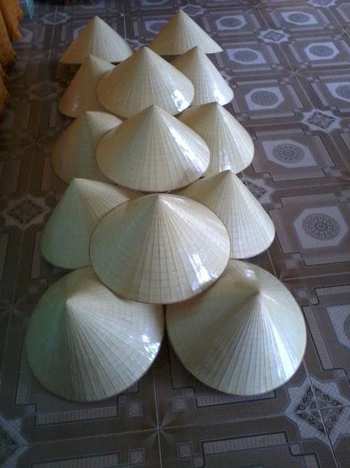 Khám phá làng nghề nón lá Quy Hậu - Lệ Thủy Quảng Bình