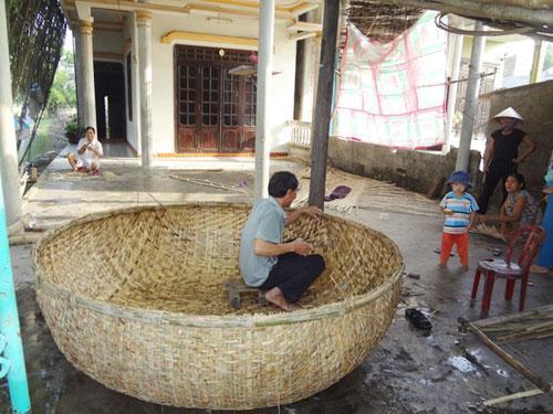 Làng đan lát Thọ Đơn - Ba Đồn Quảng Bình