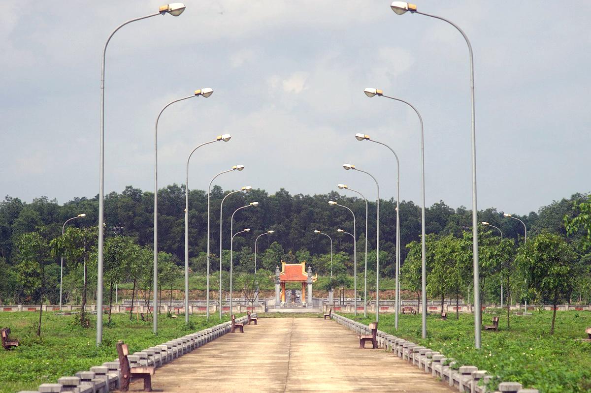 Lăng mộ lễ Thành Hầu Nguyễn Hữu Cảnh - Lệ Thủy Quảng Bình