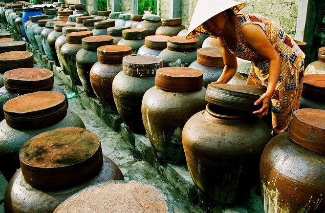 Nước mắm Bảo Ninh