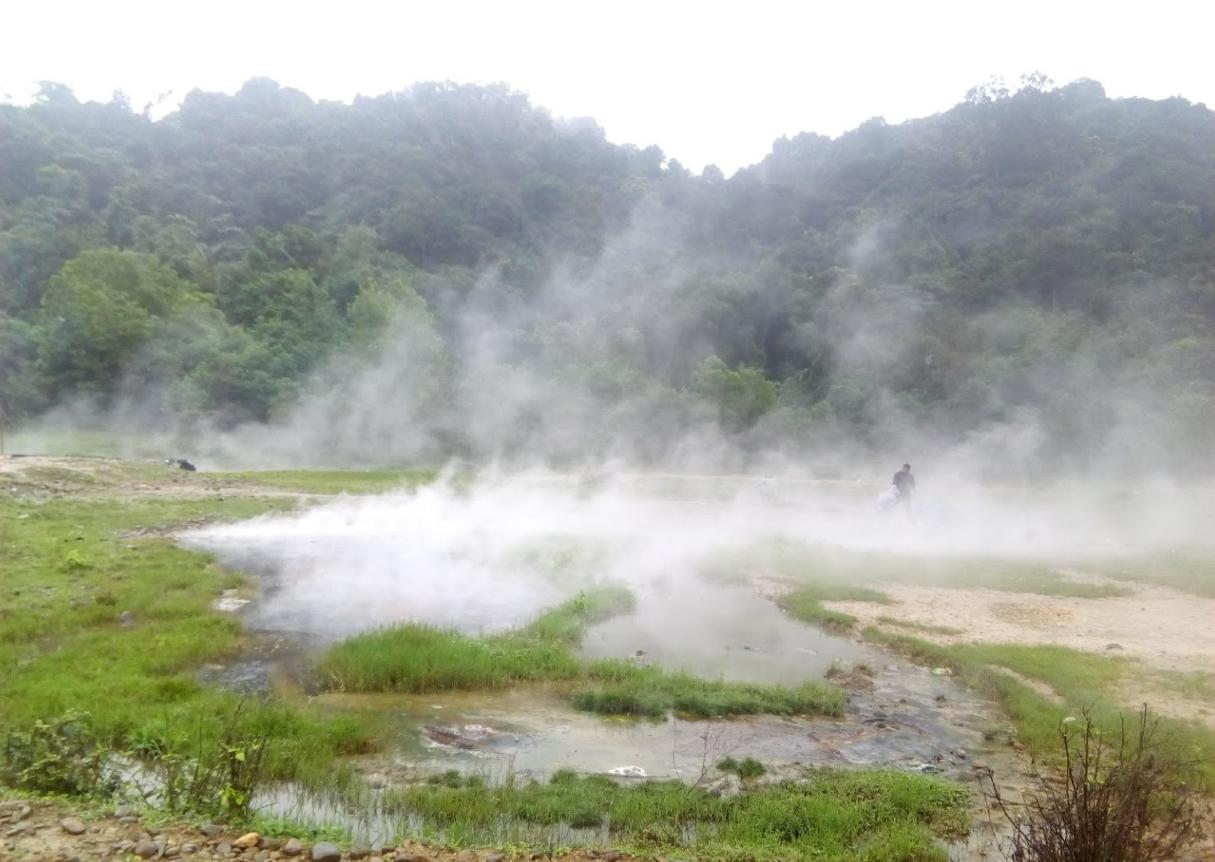 Suối nước khoáng Bang - Điểm đến du lịch nghỉ dưỡng tại Quảng Bình